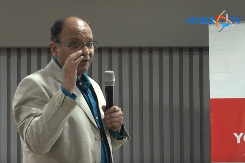 Dr anand speech